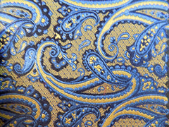 NEW! Classic Paisley Silk - Center Street Tie Makers