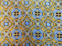 NEW! Intersecting Circles Silk - Center Street Tie Makers