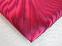 Bright Magenta Twill - Center Street Tie Makers