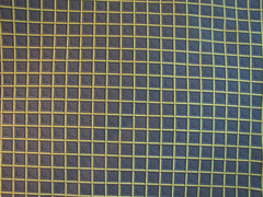 Black and Gold Squares - Center Street Tie Makers