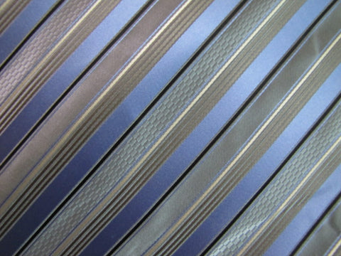 Blue and Gray Stripes