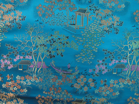 Vintage Japanese Woven Silk - Rare & Very Limited!