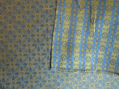 Covert Gold and Blue Star Pattern