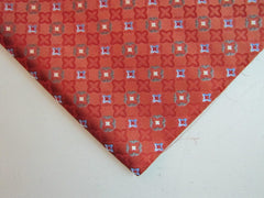 Brown Star Tie Classic Star - Center Street Tie Makers