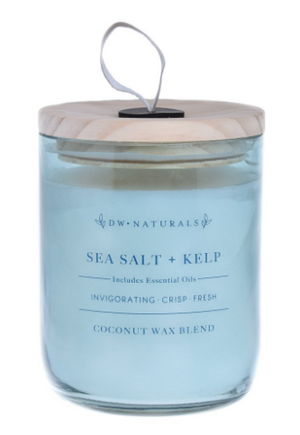 Sea Salt and Kelp- Large Double Wick Candle
