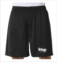 Wings of Moon - Men's Loose B-Core 7 Inch Short - 410700