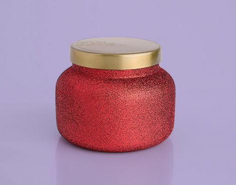 Volcano Glam Signature Jar, 19 oz-Glam Collection