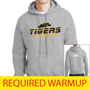(REQUIRED) North Allegheny Boys Lacrosse 2021: Port & Company® Essential Fleece Pullover Hooded Sweatshirt (PC90H)