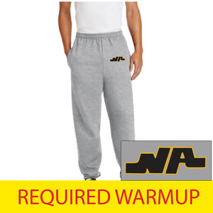 (REQUIRED) North Allegheny Boys Lacrosse 2021: Port & Company®  Essential Fleece Sweatpants with Pockets (PC90P)