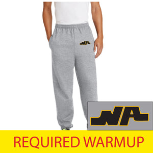 (REQUIRED) North Allegheny Boys Lacrosse 2020: Port & Company®  Essential Fleece Sweatpants with Pockets (PC90P)