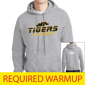 (REQUIRED) North Allegheny Boys Lacrosse 2020: Port & Company® Essential Fleece Pullover Hooded Sweatshirt (PC90H)