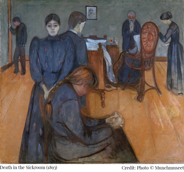 Death in the Sickroom (1893)