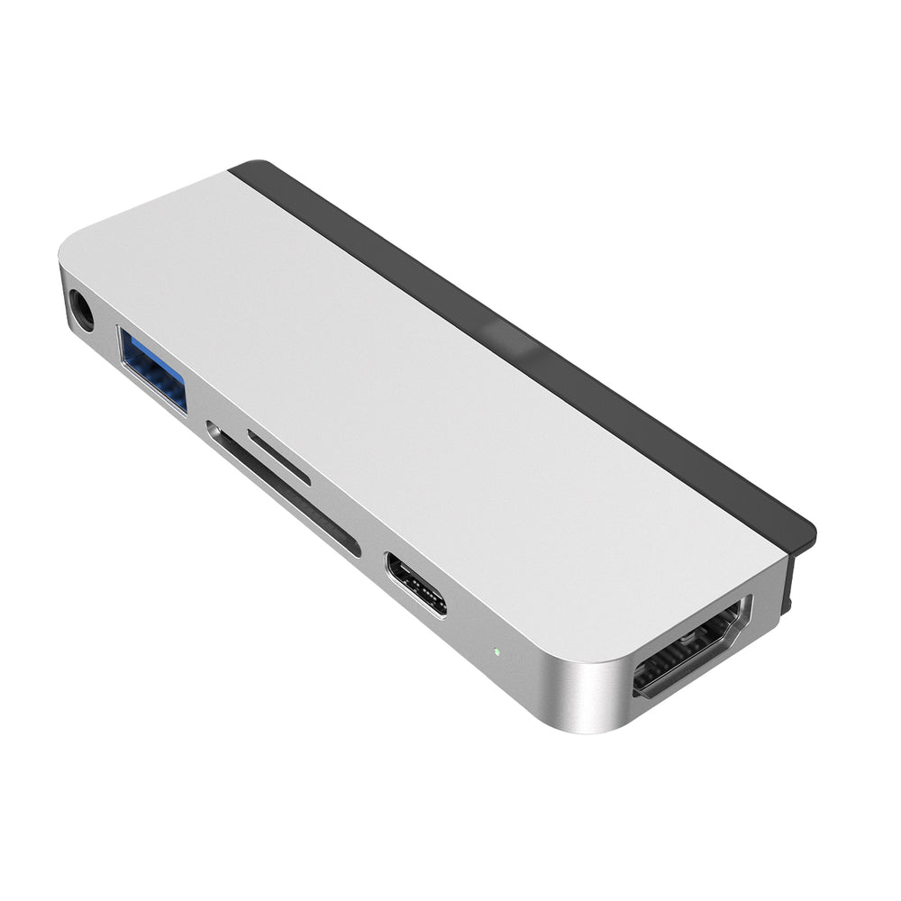 6-in-1 USB-C Hub for iPad Pro