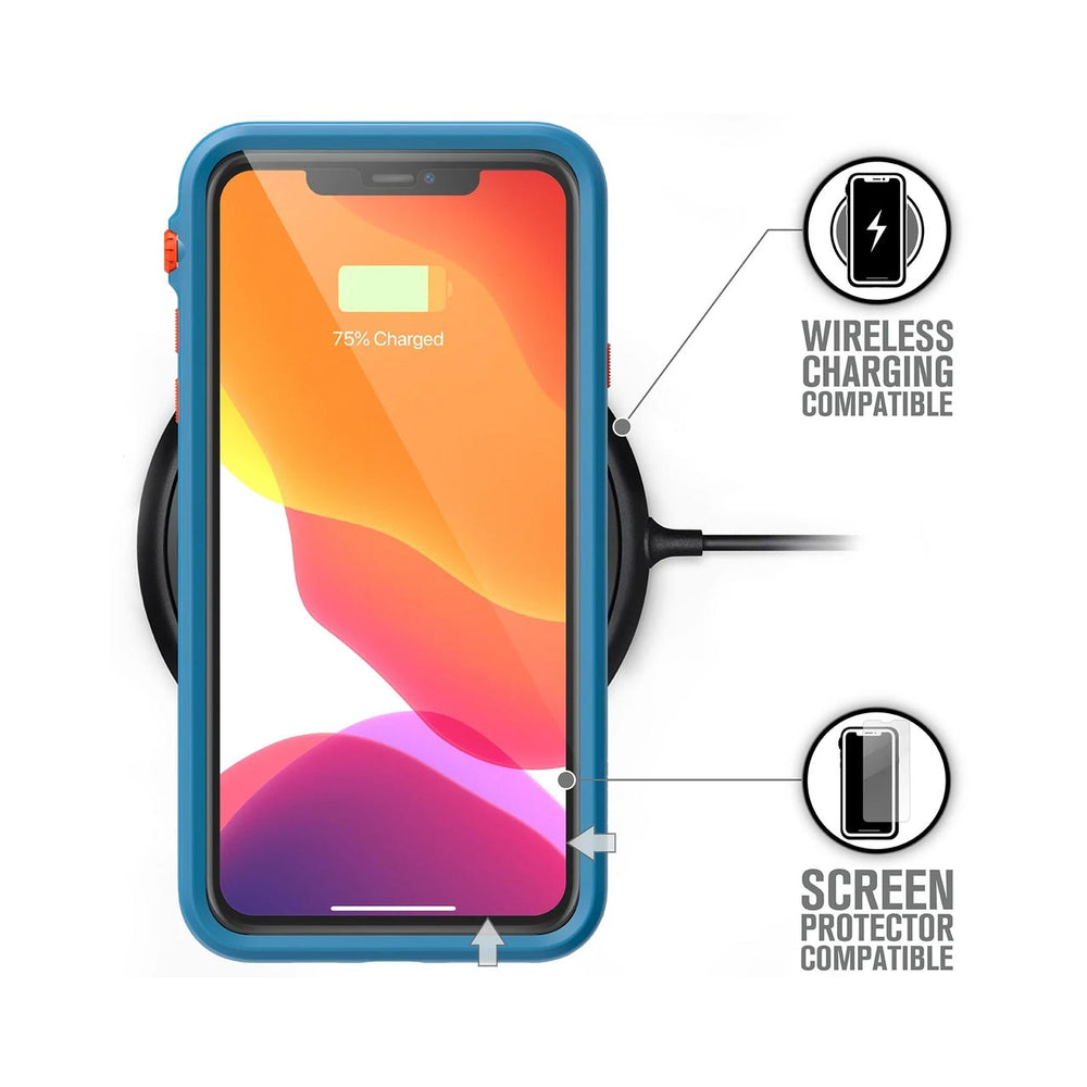 Impact Protection Case for iPhone (11, 11 Pro and Pro Max)