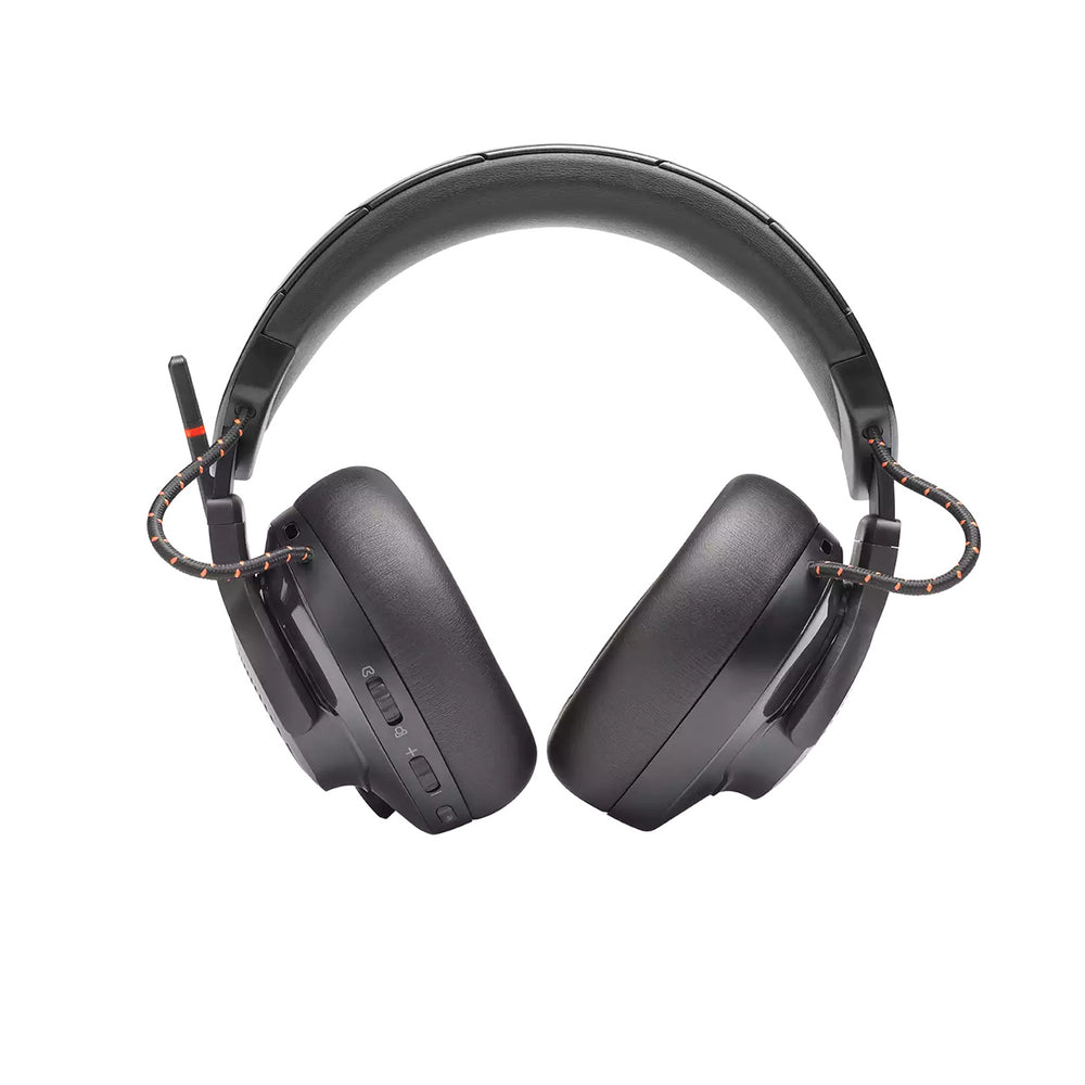 Quantum 600  (Wireless over-ear performance gaming headset with surround sound and game-chat balance dial)