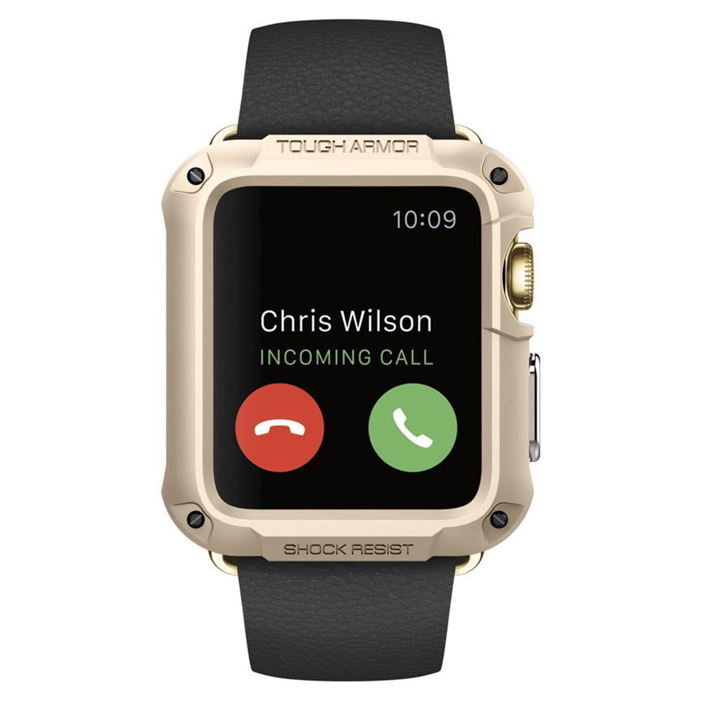 Slim Armor Case for Apple Watch (Series 3/2/1)