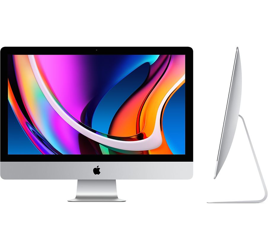 iMac 27-inch, 2020 (512 GB/3.3GHz 6-Core 10th Gen i5/8 GB)