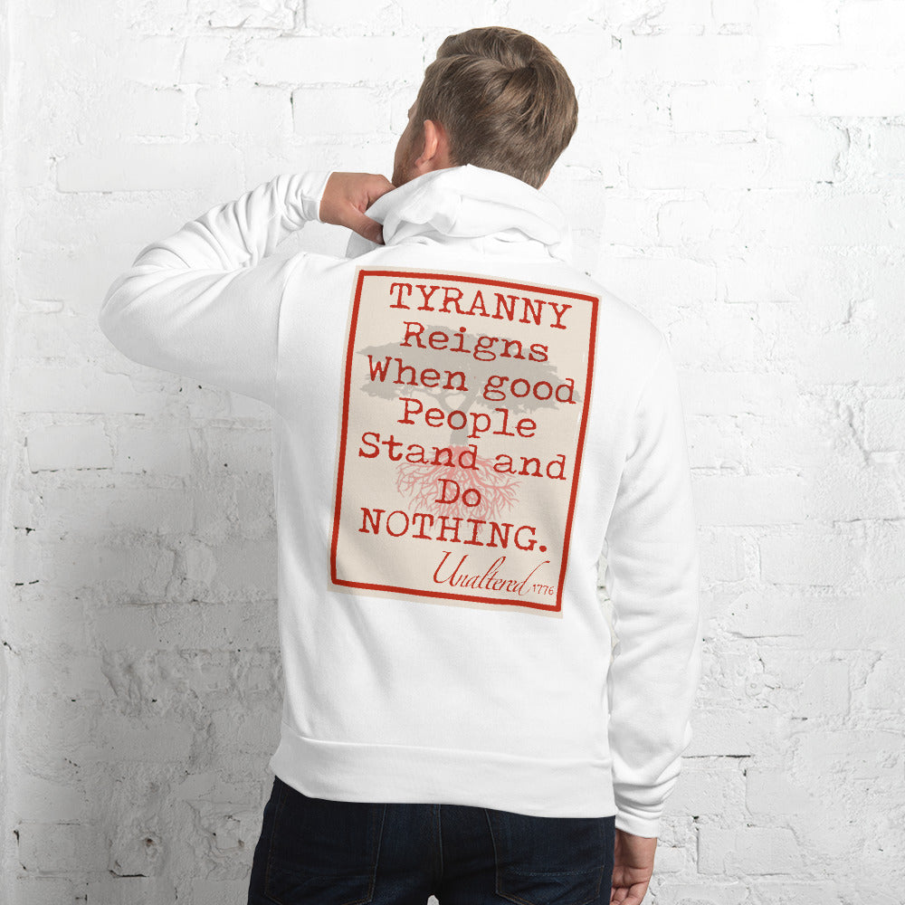 FIGHT SUPPORT hoodie