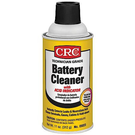 Battery Terminal Cleaner - CRC Battery Cleaner (11 oz. Aerosol Can) - Never Ending Details