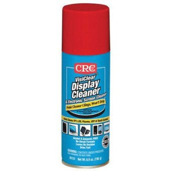 Display and Electronic Screen Cleaner - CRC VisiClear (6.9 oz. Aerosol Can) - Never Ending Details