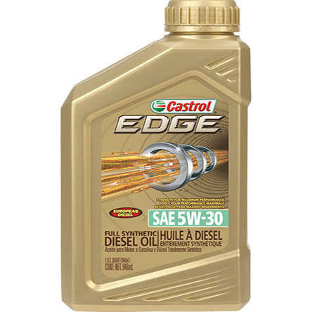 Castrol Edge - 5W-30 Synthetic (1 Quart)