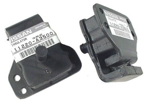 Genuine Nissan Engine Mounting Insulator - Datsun (510) - Never Ending Details