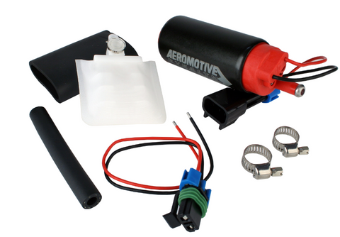 Aeromotive 340 Series Stealth In-Tank E85 Fuel Pump - Never Ending Details