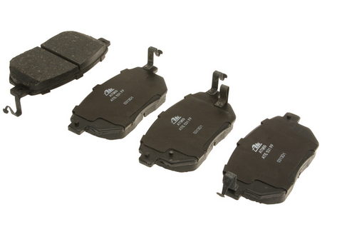 ATE Premium One OE Formulated Ceramic Brake Pad Set Front - Infiniti (FX35) - Never Ending Details