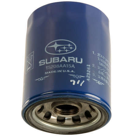 Genuine Subaru Oil Filter - Subaru (Ascent)