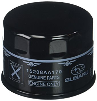 Genuine Subaru Engine Oil Filter - Subaru (WRX 15+)