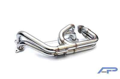 AGENCY POWER EXHAUST EQUAL LENGTH HEADER - SUBARU (WRX STI) - Never Ending Details