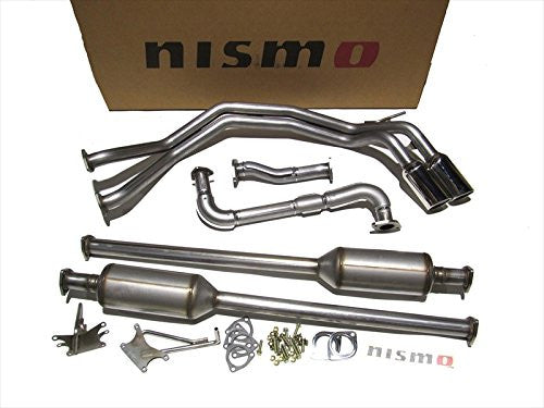 NISMO Cat-Back Exhaust System - Nissan (Titan)