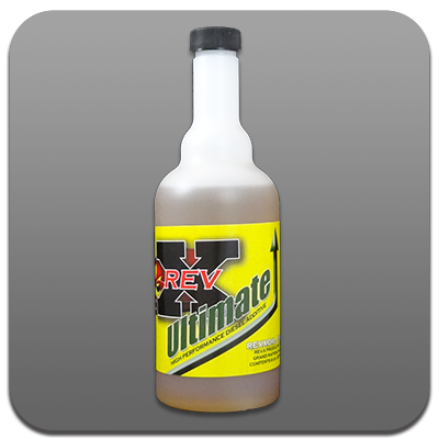 Ultimate Diesel Fuel Additive 8 Oz - Never Ending Details