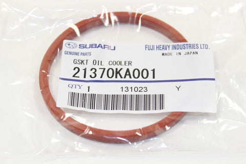 Subaru Genuine Engine Oil Cooler Gasket - Never Ending Details