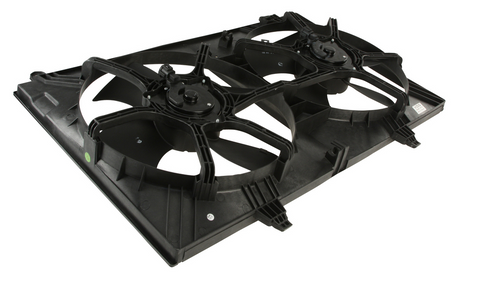 VDO Auxiliary Fan Assembly - Infinti (FX35) - Never Ending Details
