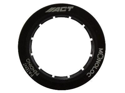 ACT Monoloc Collar w/ Crimp Type Center Hub Assemblies - Subaru (Baja Turbo / Forester XT) - Never Ending Details