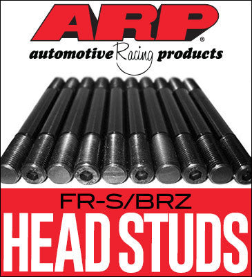 ARP FA20 2.0L 4Cyl Head Stud Kit - SCION (FR-S) - Never Ending Details