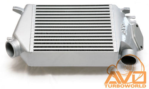 AVO Intercooler Top Mount Intercooler - Subaru (WRX, Forester, Legacy) - Never Ending Details