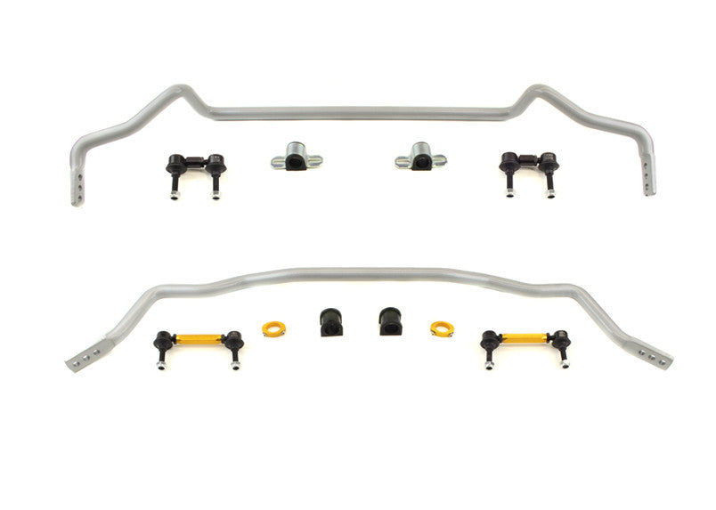 Whiteline AWD Anti Sway Bar Front and Rear Vehicle Kit - MITSUBISHI (Lancer Evolution) - Never Ending Details