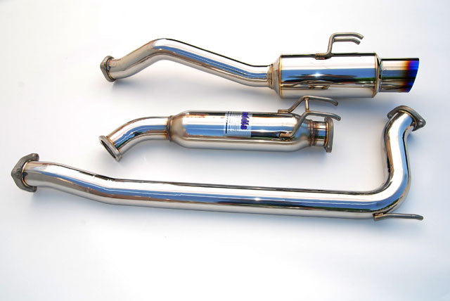 Invidia N1 70mm Cat-Back Exhaust w/ Titanium Tip - HONDA (CIVIC SI) - Never Ending Details