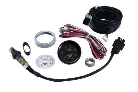 AEM Analog E85 Wideband Air/Fuel Gauge 5.7 to 11.9:1 AFR