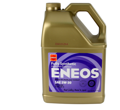ENEOS 5W-30 Motor Oil - 1 US Gallon