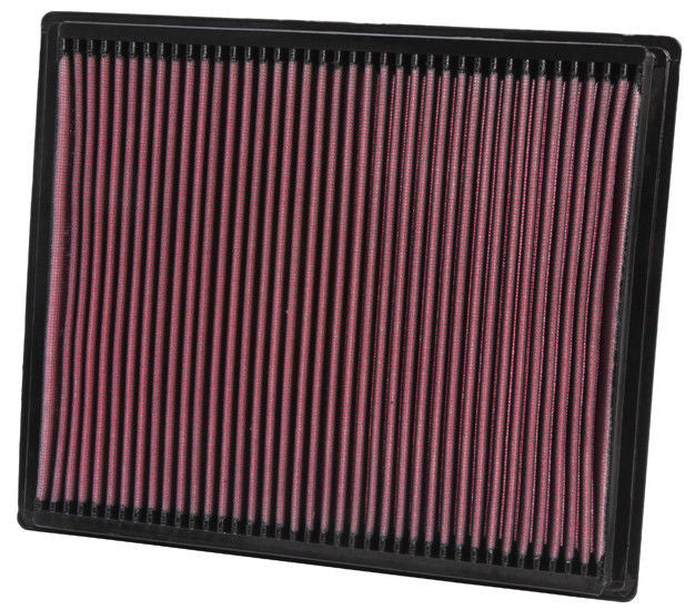 K&N WASHABLE LIFETIME PERFORMANCE AIR FILTER 33-2286 - NISSAN (XTERRA) - Never Ending Details
