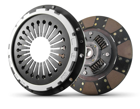 Clutch Masters FX250 Clutch Kit Dampened 00-04 Porsche Boxster S 3.2L (Flywheel : cmFW-005-AL) - Never Ending Details
