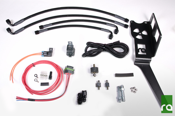 Radium Engineering Fuel Surge Tank Kit - HONDA (S2000) - Never Ending Details