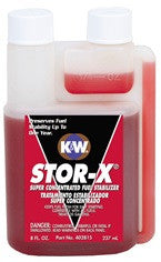 Fuel Stabilizer - CRC STOR-X (8 oz. Bottle) - Never Ending Details