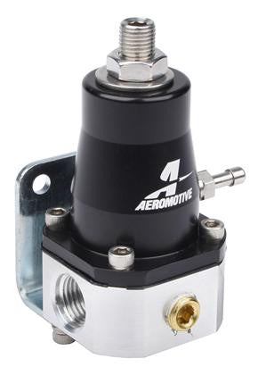 Aeromotive Adjustable Regulator - EFI Bypass - (2) -6 Inlets/(1) -6 Return - Never Ending Details