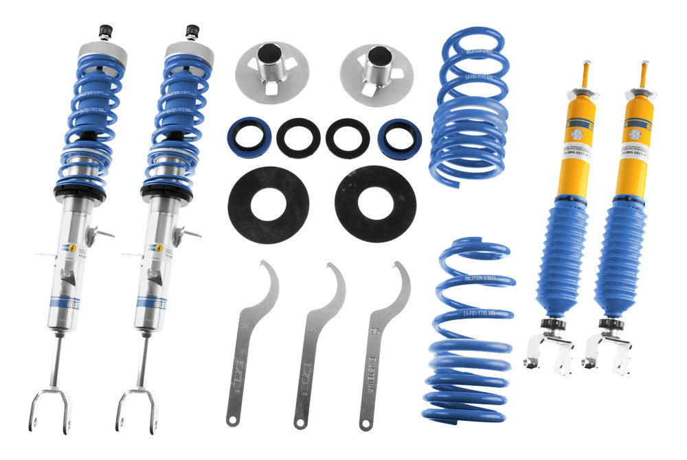 Bilstein B16 Front and Rear Performance Suspension System - INFINITI (G35) - Never Ending Details