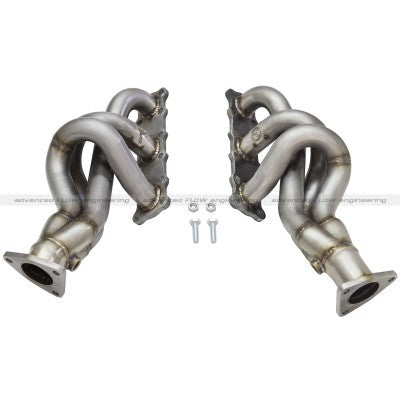 aFe Twisted Steel Headers - Never Ending Details - 1