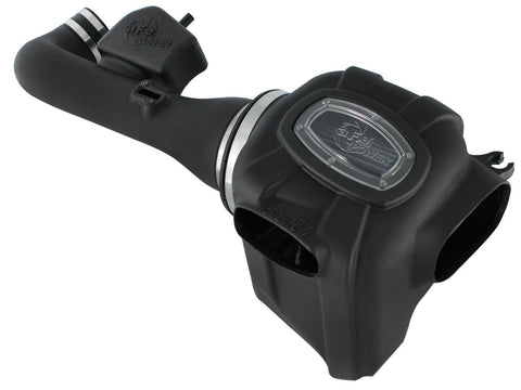 aFe POWER Momentum GT Pro DRY S Cold Air Intake System - Nissan (Titan) - Never Ending Details